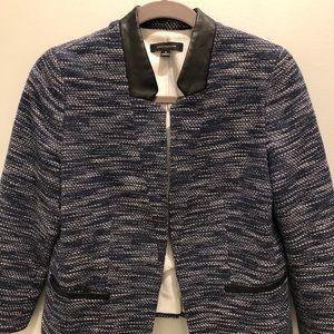 EUC:  Ann Taylor Tweed Jacket